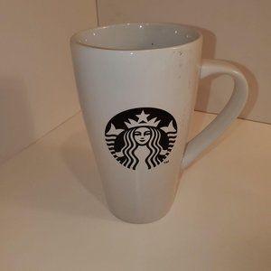 Starbucks Ceramic Coffee Mug with Logo and Handle